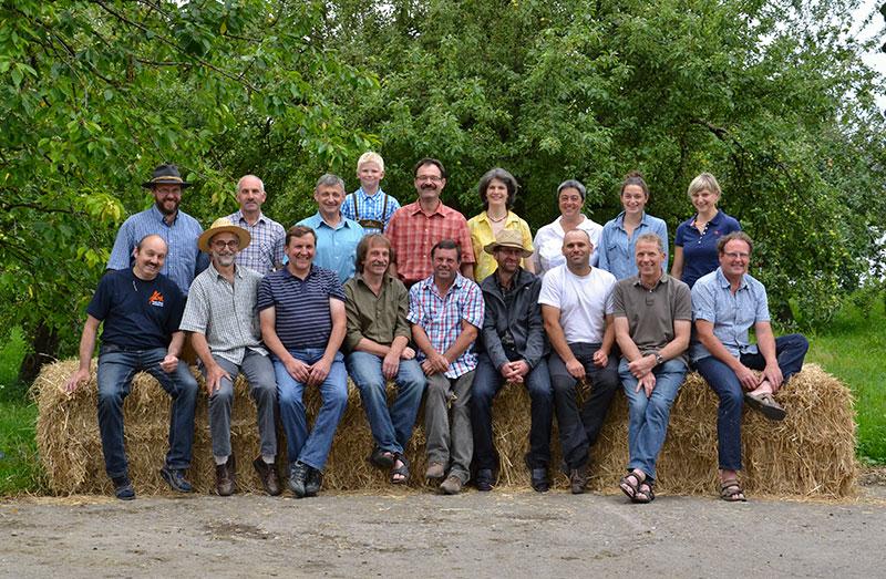 Kornkreis - Biolandbauern aus Süddeutschland