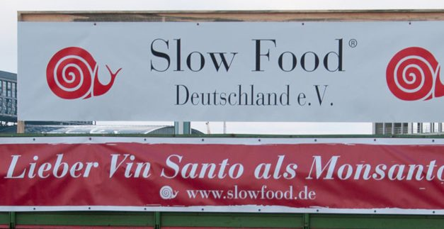 Was ist die Slow Food Arche des Geschmacks?