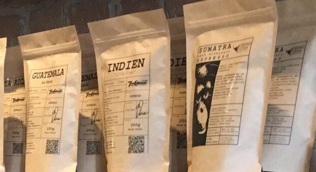 19Grams – Kaffeeladen von Tres Cabezas in Berlin Mitte