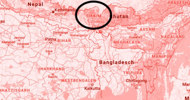 100% Bio im indischen Sikkim