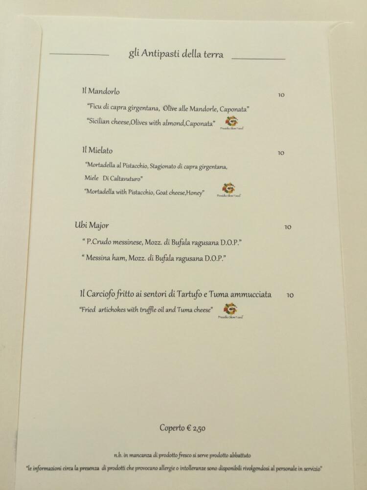 Restaurant-Il_Molo-Sizilien-Karte