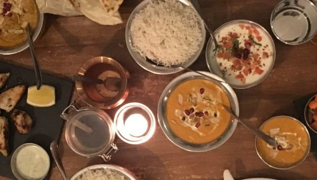 Bahadur – indisches Restaurant in Wilmersdorf, Berlin