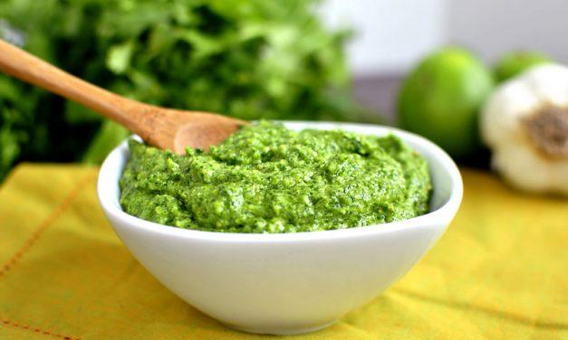Rezept: Pilinuss Pesto