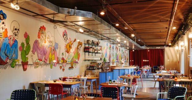 Charlie und Blitz – Restaurants in München