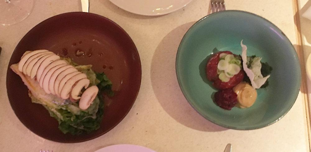 Restauran-Panama-Berlin-Tatar_vom_Hohenloher_Rind-Kimchi_Aromen_Romana_Bergkaese