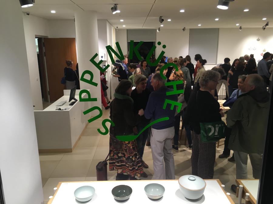 """Ausstellungs-Tipp: """"Die Suppenküche"""" in München"""
