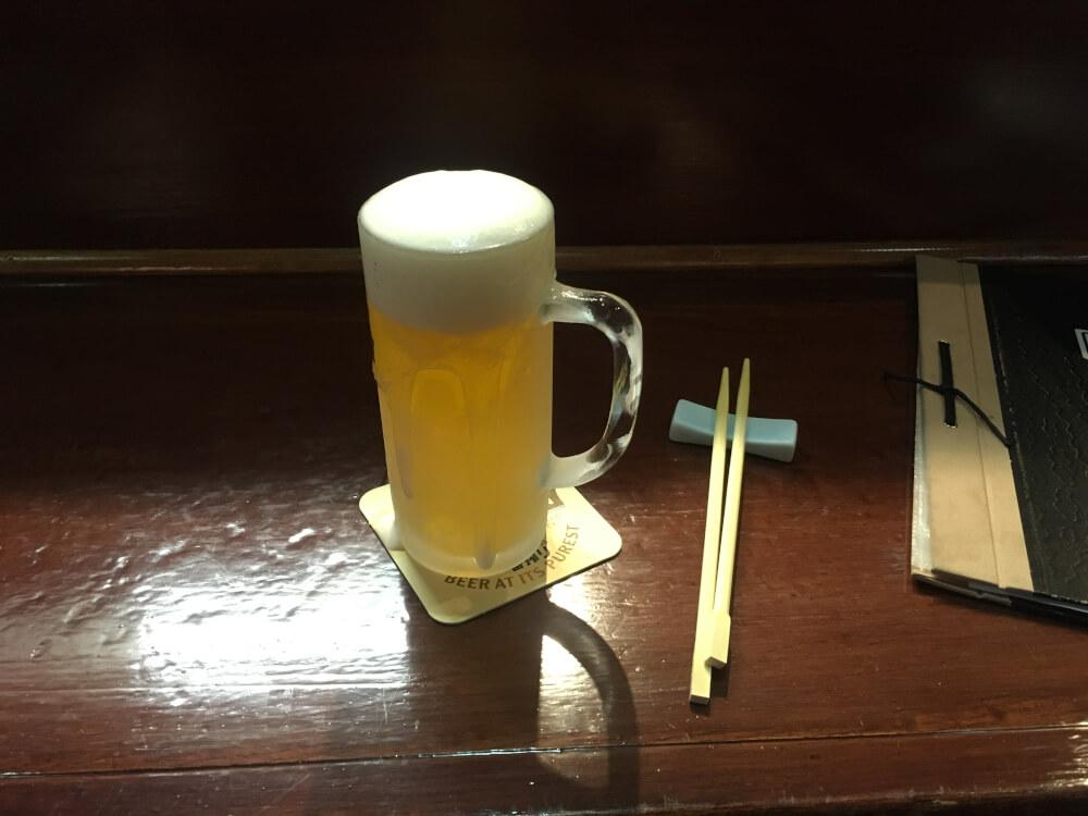 hyuga-japanisches-restaurant-duesseldorf-bier