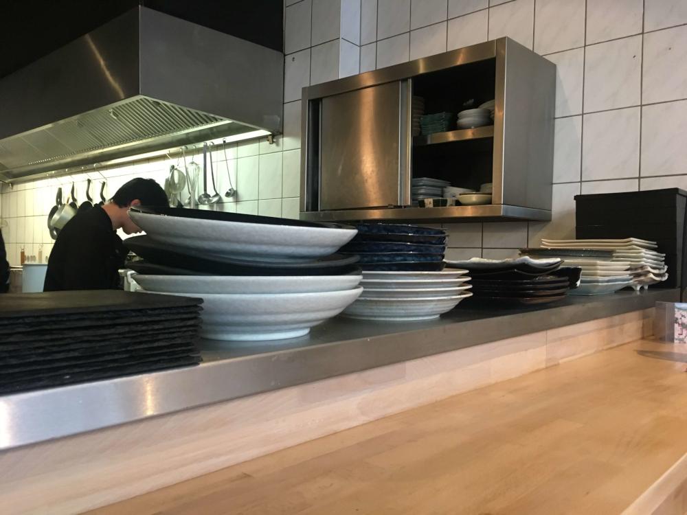 nagomi-Restaurant-Duesseldorf-Küche