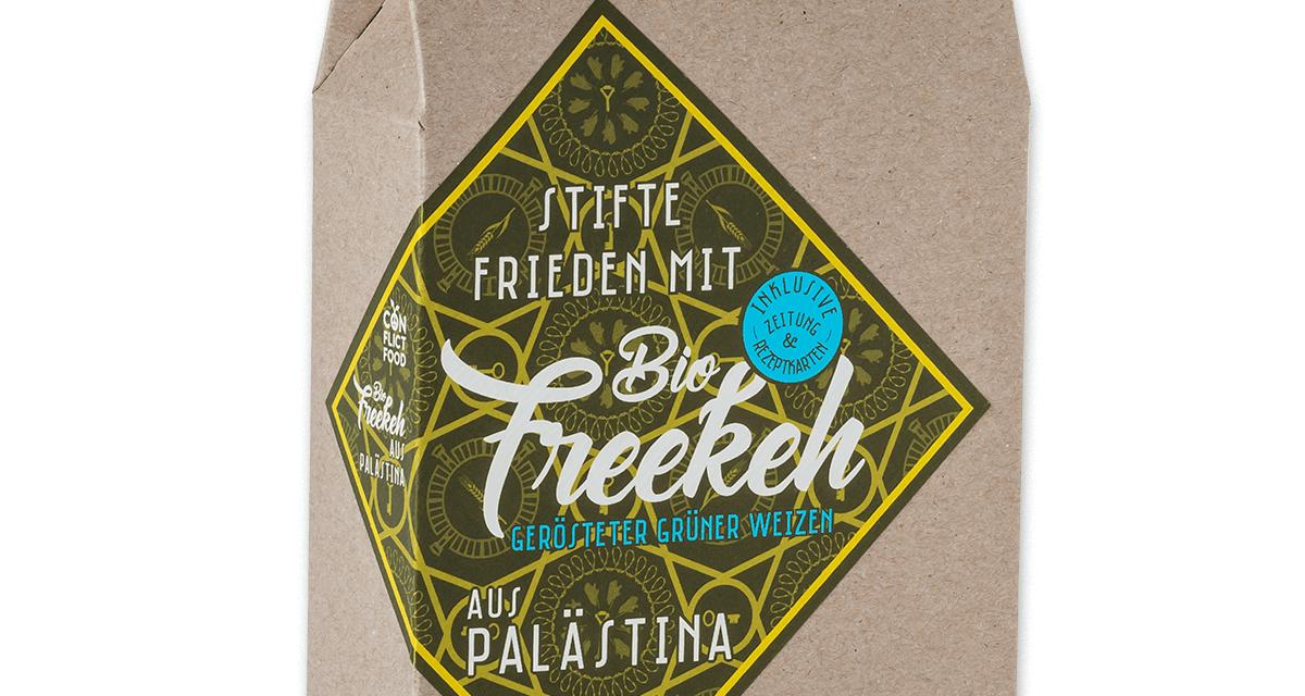 Was ist Freekeh? Ist es das selbe wie Grünkern? Grün geerntetes Getreide