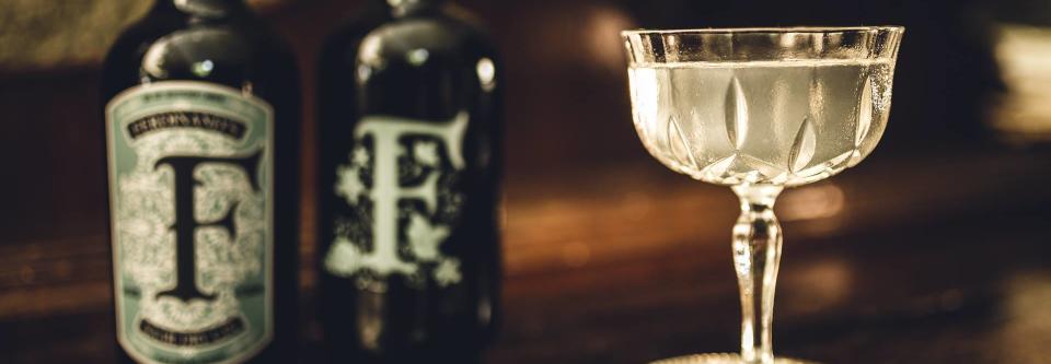 aromatischer Gin von Ferdinand's