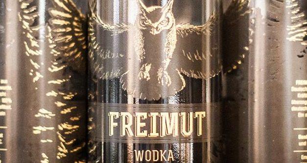 sortenreiner Wodka von Freimut