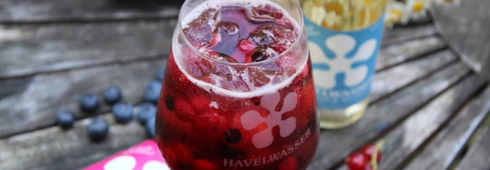 alkoholhaltige Mischgetränke von Havelwasser