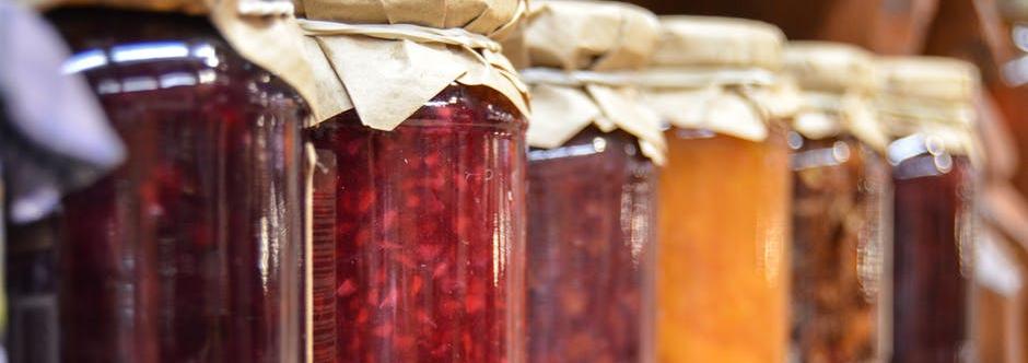 Handgerührte Marmeladen von Freche Früchtchen