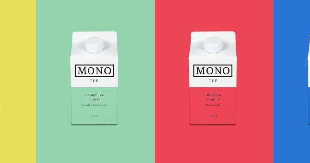 zuckerfreier Tee von Mono Tee
