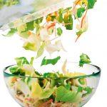 Keime in Fertigsalaten und geschnittenem Obst