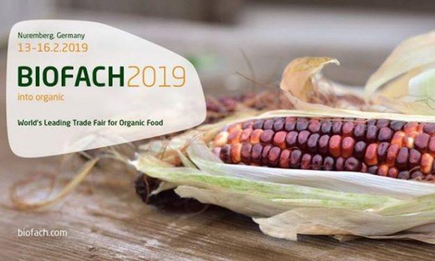 Neues aus der Biobranche die Biofach 2019
