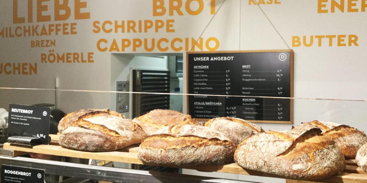 Was macht gutes Brot aus? Ein Besuch bei der Bäckerei Domberger in Berlin